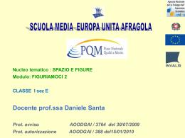 Modulo: FIGURIAMOCI 2 - istituto comprensivo europa unita afragola