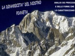 Geologia - Istituto Sant`Anna