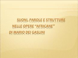 slide - Francesco Bianco