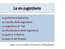 ex jugoslavia