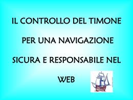 il controllo del timone per una navigazione sicura e responsabile nel