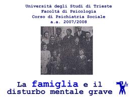 Lezione 9 - DSM Trieste