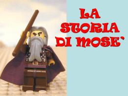 La storia di Mosè Quando Giuseppe Morì, i figli di Israele