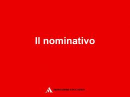 04_nominativo - Mondadori Education