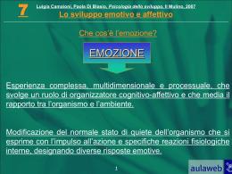 Luigia Camaioni, Paola Di Blasio, Psicologia