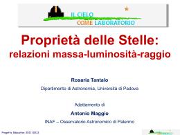 1 - Osservatorio Astronomico di Palermo