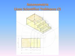 Assonometria isometrica e cavaliera