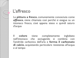 L`affresco - Altervista
