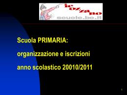 TEMPO SCUOLA - Istituto Comprensivo di Ozzano dell`Emilia