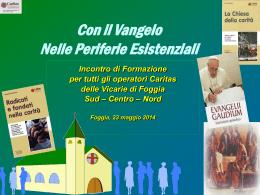 Bisogno - Caritas Diocesana Foggia Bovino