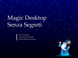 Magic Desktop Senza Segreti