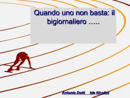 Il Bigiornaliero Ida Nicolini