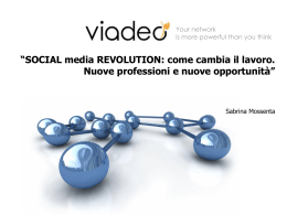 Come utilizzare i social network per trovare lavoro