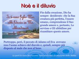 Noè e il diluvio - Vita Pentecostale
