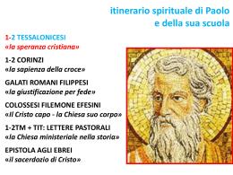 Lettere: 2 Tessalonicesi