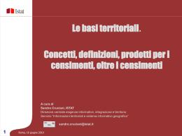 Slides - Istat