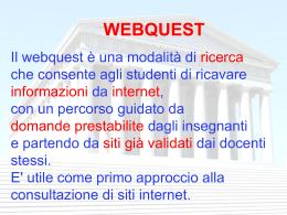 Web Quest Greci
