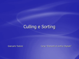 Todone_CullingSorting