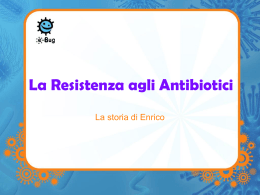 Harry`s Story- Antibiotici La storia d - e-Bug