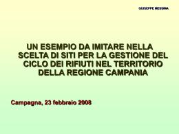 COMITATO EMERGENZA RIFIUTI CASERTA