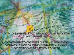 CITTA` DI SANTA FE`,STATO DEL NUOVO