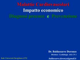 intervento Dott. Baldassarre Doronzo