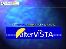 Il network Altervista