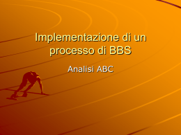 Analisi ABC - behaviorbasedsafety.org
