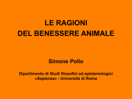 Pollo - Università degli Studi di Roma Tor Vergata