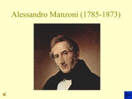 Alessandro Manzoni - Francesca Gasperini