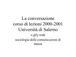 conversazione - ClementinaGily.it