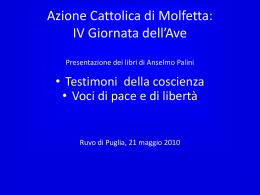 Presentazione in pp - AC Diocesi Molfetta