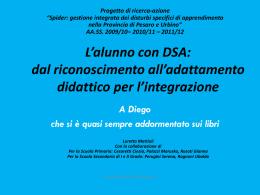 L`alunno con DSA: un opportunità per tutti