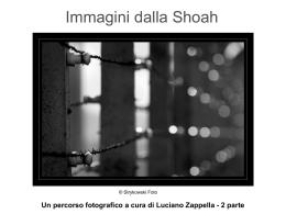 Immagini dalla Shoah