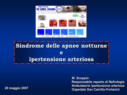 OSA e ipertensione