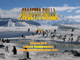 Diapositiva 1 - Progetto Smilla