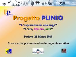 Progetto PLINIO