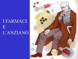 modificazioni della farmacocinetica nell`anziano