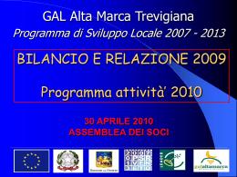 - GAL Alta Marca Trevigiana
