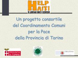 presentazione progetto Help Haiti 1.06.11
