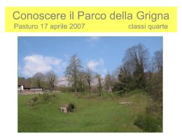 Conoscere il Parco della Grigna