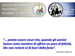 Presentazione Ufficio - Chiesa Cattolica Italiana
