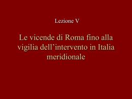 I popoli dell`Italia preromana: il Centro-Nord