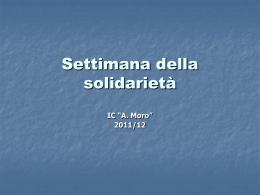 Diapositiva 1 - ICS Aldo Moro