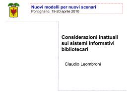 Claudio Leombroni