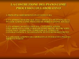 pianificazione collaborativa - AUP.it