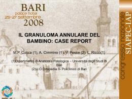 086 - M.P.Cocca, A.Cimmino, et al.