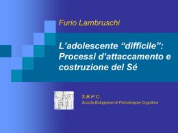 Diapositiva 1 - STPP - Società Ticinese di Psichiatria e Psicoterapia