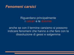 carsismo
