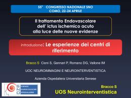 CASO 1 Quasi normalità del volume ematico cerebrale (CBV